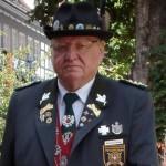 Ooberschützenmeister Wolfram E. Mewes