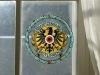 Wappen der Schützengilde im Schützenhaus