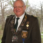 Oberschützenmeister Wolfram E. Mewes